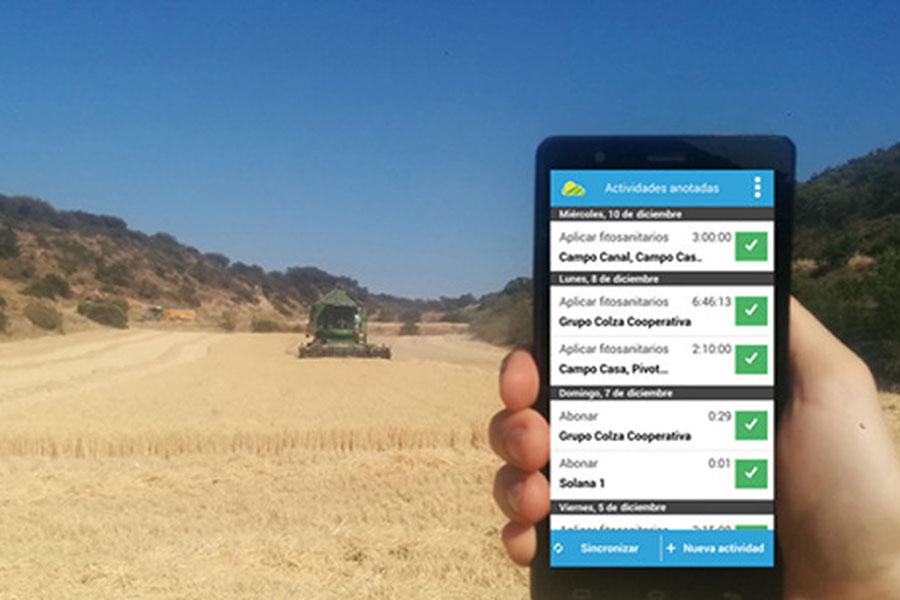 APPS para beneficiar al sector agrícola