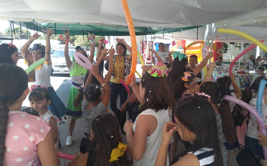 Celebra Grupo SACSA el «Día del Niño»