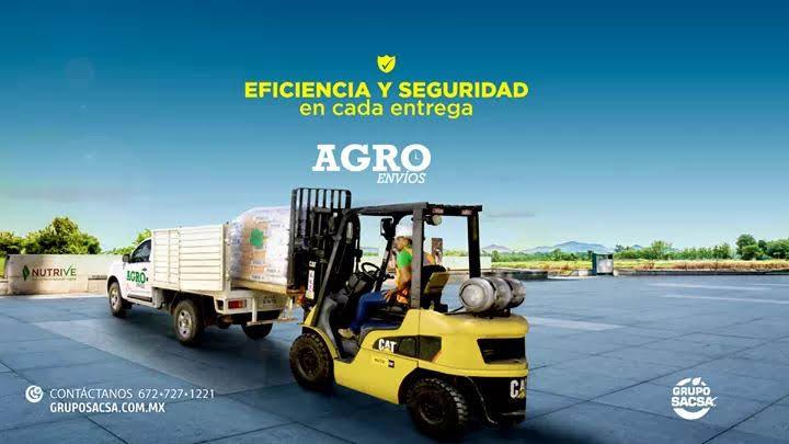 Manejo de agroquímicos (Servicios Logísticos)