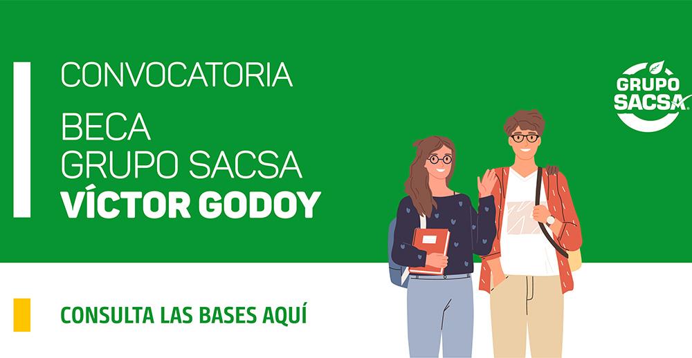 Beca Grupo SACSA – Víctor Godoy